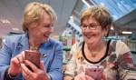 Open week Senior Web: online plezier beleven aan hobby's. Foto: Bart van der Putten