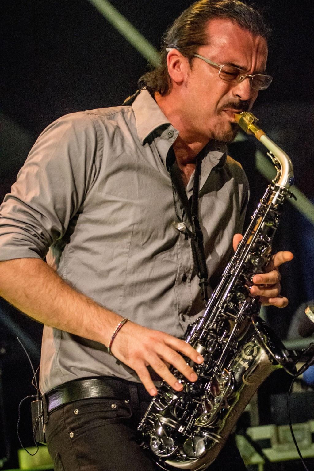Foto: PR Jazz Eibergen'. Foto: Scorta Roberto