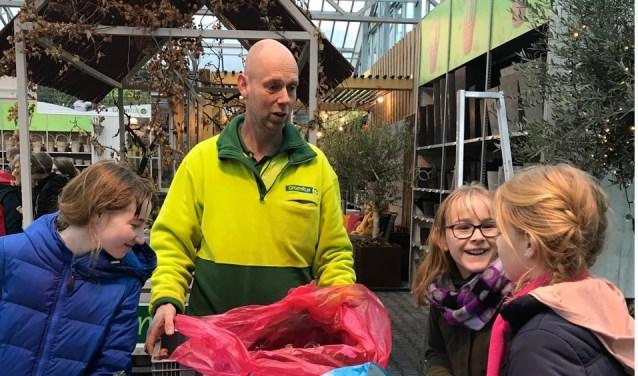 'Belangrijk om leerlingen de liefde voor groen bij te brengen'
