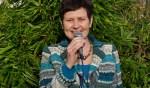 Annita Keizer zingt het liefst populaire nummers. Foto: Dave Gabeler