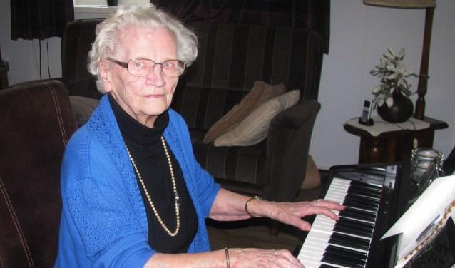 Antje Roerdink (104 jaar) overleden