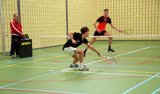 Dynamictennis: sport voor iedereen. Foto: PR