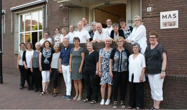 Gospelkoor Inspiration in Vorden. Foto: PR