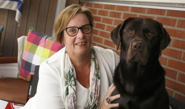 Astrid, deelneemster aan Hersenz bij Zozijn. Foto: PR