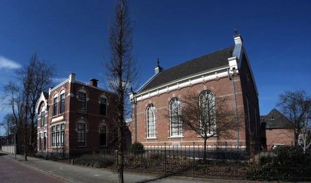 Het synagogecomplex aan de Spoorstraat. Foto: PR