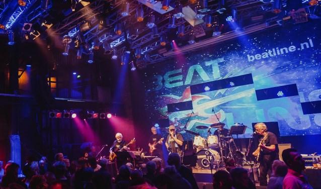 Beatline in actie. Foto: Lucky Rijssen