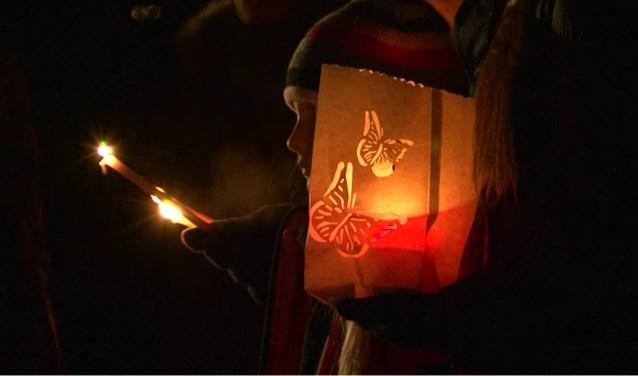 Wereldlichtjesdag. Foto: archief Achterhoek Nieuws bv