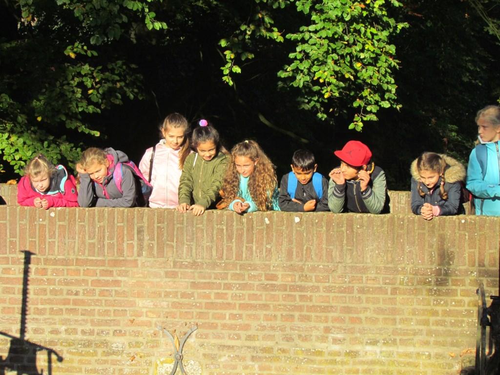 Varend leren op de Berkel. Foto: Rob Stevens  © Achterhoek Nieuws b.v.