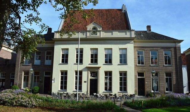 Huize Borro aan de Oude Bornhof 55-57 in Zutphen. Foto: Alize Hillebrink