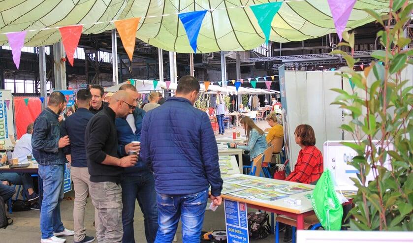 Paviljoen opleidingen en cursussen op de Herfstfair. Foto: PR Bart Klaasen