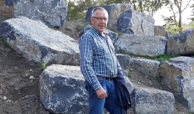 Dick Bulten is trots dat de ZAMC erin is geslaagd het WK trial naar Zelhem te halen. Foto: PR