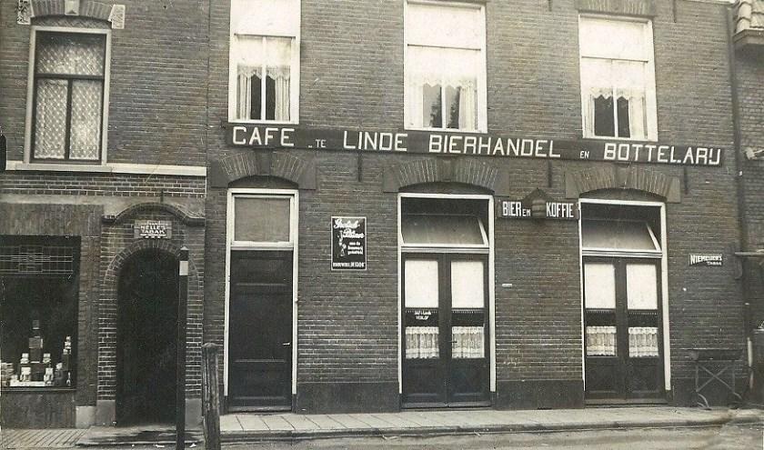 Foto: collectie Leo van der Linde, met dank aan Tonnie Stoltenborg
