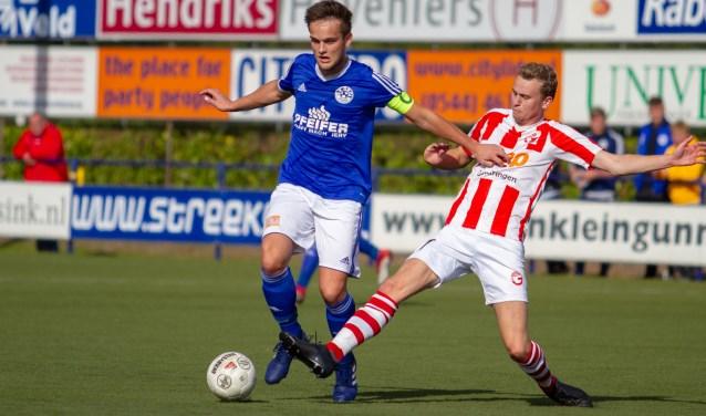 SV Grol - Gendringen. Foto: Marcel Houwer Streekgids.nl