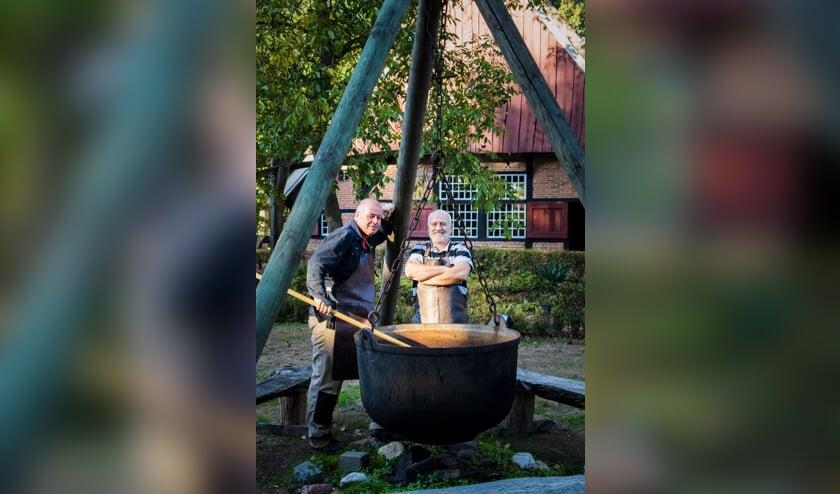 Het beleven van bier bij Brouwhoes Bier Experience. Foto: PR