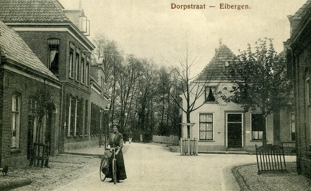 De Dorpsstraat in Eibergen. Foto: PR  © Achterhoek Nieuws b.v.