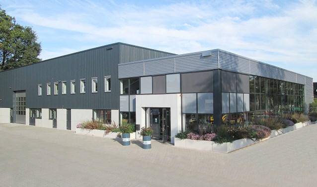 Het nieuwe bedrijfspand van Klein Nibbelink in Bredevoort. Foto: PR