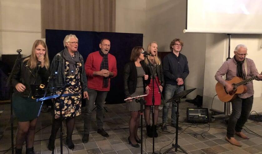 Zangers en musici uit deze regio brachten een Bob Dylan Proeverij. Foto: PR