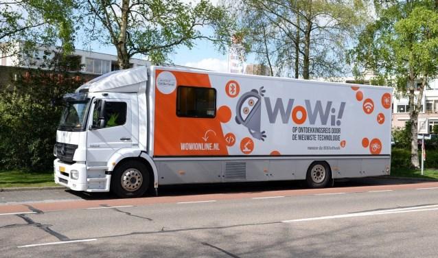 De WoWi!-bus. Foto: PR