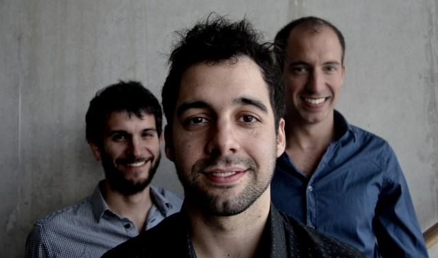 Xavi Torres Trio. Foto: PR