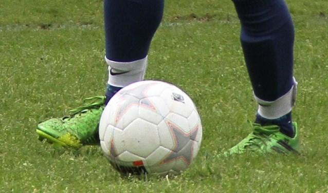 Voetbalwedstrijd SV Basteom. Foto: Liesbeth Spaansen