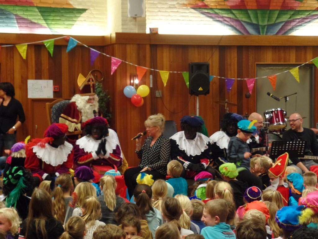 Het werd een prachtig kinderfeest in Het Kulturhus. Foto: Jan Hendriksen   © Achterhoek Nieuws b.v.