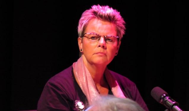 Marja Lukassen liet vorige maand al weten dat het vertrouwen in Domus is verdwenen. Foto: Bert Vinkenborg