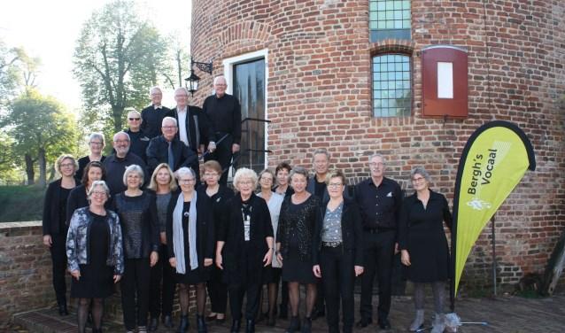 Bergh's Vocaal geeft kerstconcert met meerstemmige koorwerken in Barghse Huus. Foto: PR