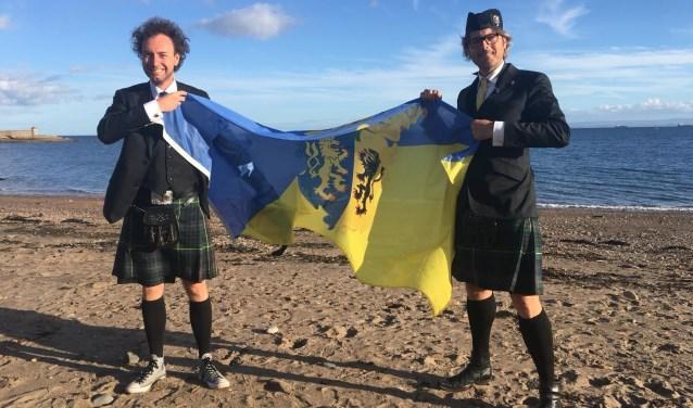 Ridders in Schotland. Foto: PR