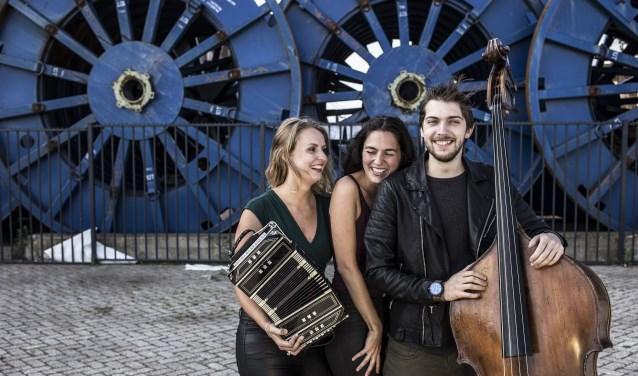 Roffa Tango Trio. Foto: Andreas Rokseth