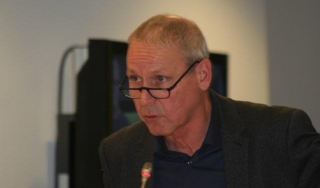 Wethouder Jos Hoenderboom overleeft met gemak de motie van afkeuring van OOG. Foto: Kyra Broshuis