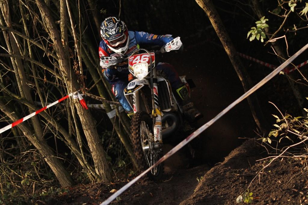 In stijl naar de overwinning, Thierry Pittens. Foto: Damon Teerink  © Achterhoek Nieuws b.v.