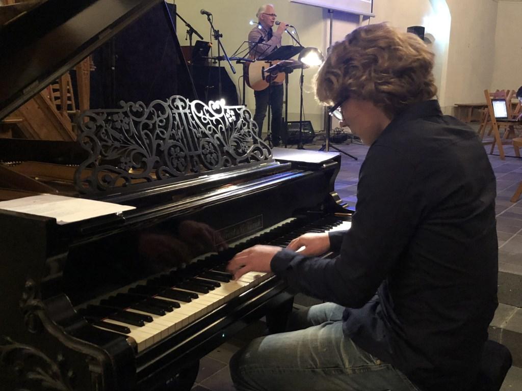 Bob Dylan Proeverij met Derk-Jan Terpstra en Herman Haan. Foto: PR  © Achterhoek Nieuws b.v.