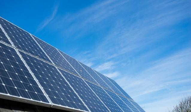 Ook voor de aanleg van zonneparken kan kavelruil uitkomst bieden. Foto: PR
