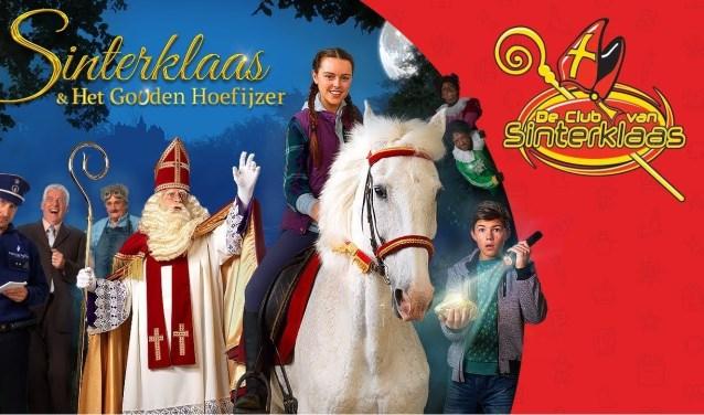 Sinterklaas en het gouden hoefijzer. Foto: PR