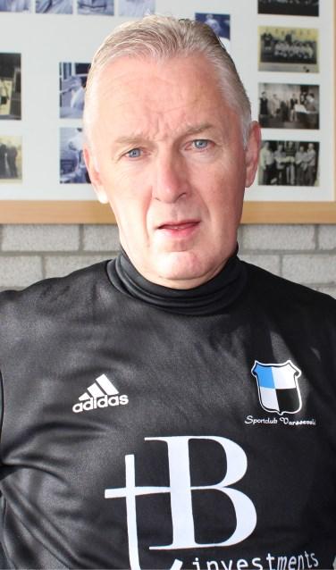 Varsseveld-trainer Jos Heutinck: Als je met 6-1 wint kun je niet ontevreden zijn'. Foto: John van der Kamp