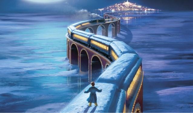 The Polar Express is te zien op de woensdagmiddag voor kerst in de DRU Cultuurfabriek. Foto: PR