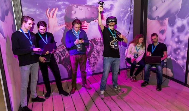 Hackathon in Ulft. Foto: Henk van Raaij