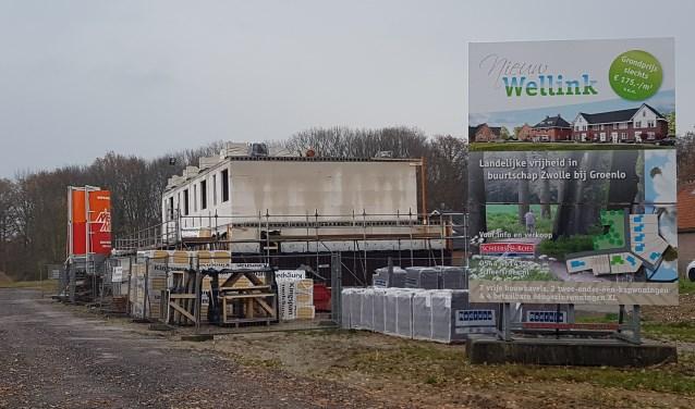 In Zwolle wordt gebouwd op plan Wellink. Foto: Kyra Broshuis