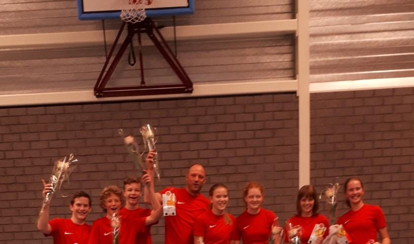 Jongens Mix C1 Skopein Wivoc kampioen. Foto: PR Wivoc