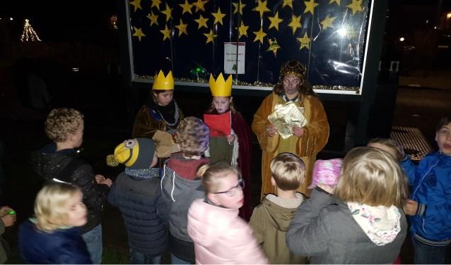 De Garve vierde kerstfeest. Foto: PR