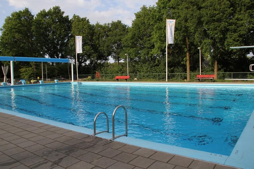 Zwembad Het Elderink. Foto: Liesbeth Spaansen