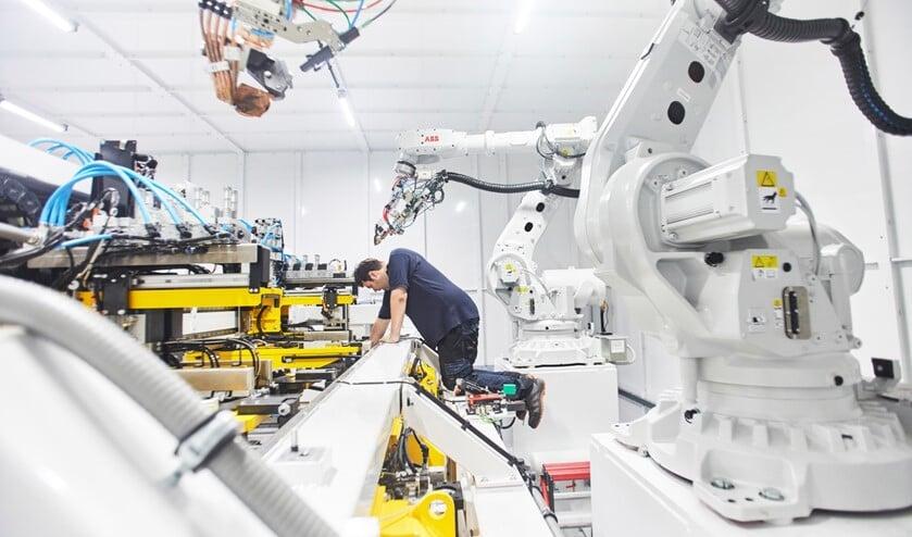 'De fabriek van de toekomst': Achterhoekse bedrijven vallen in de prijzen. Foto: PR