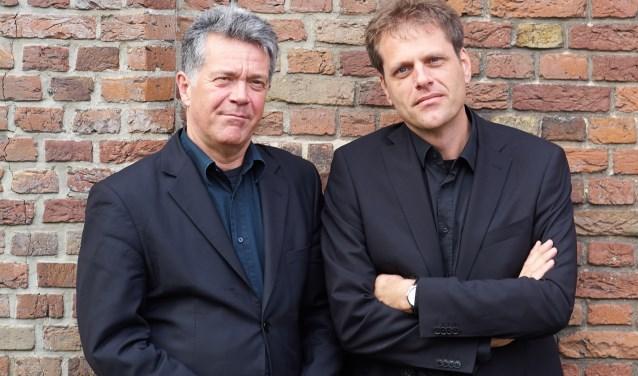 Pieter-Jan Belder en Siebe Henstra. Foto: PR