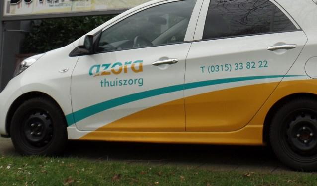 Azora actief bij de KWaksmölle. Foto: PR