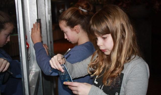 Leerlingen Tormijnschool bezoeken de democratiefabriek. Foto: Sonja Grooters