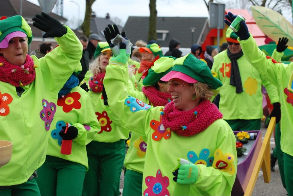 Carnavalsoptocht in Kilder. Foto:  AchterhoekFotoWim Piepers  © Achterhoek Nieuws b.v.