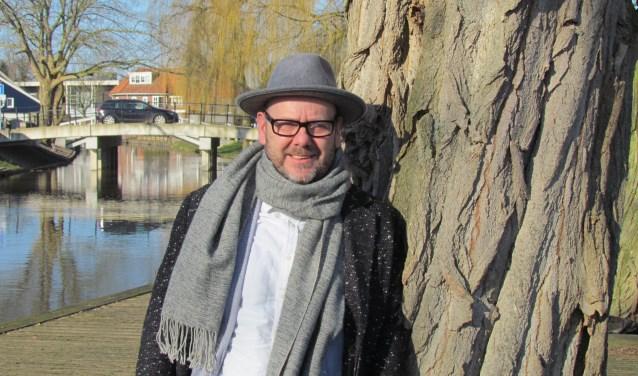 Leo Morren, lijsttrekker GroenLinks. Foto: Rob Stevens