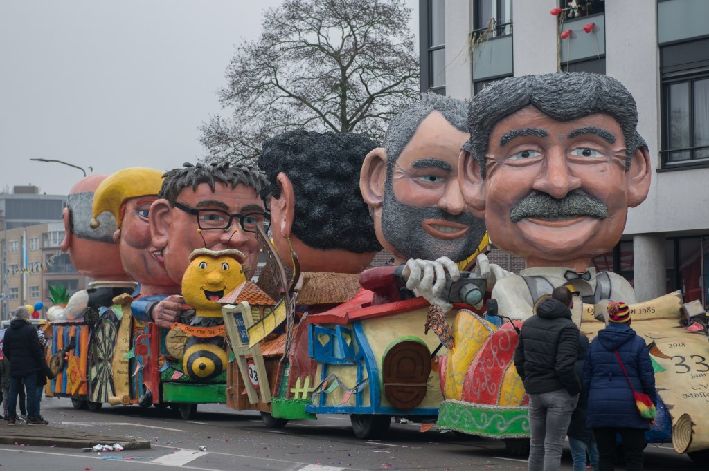 Jubileumwagen. Foto: AchterhoekFoto/Henk den Brok  © Achterhoek Nieuws b.v.