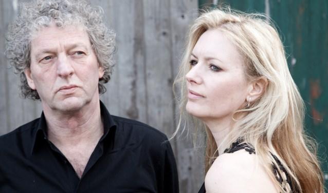 Mayke Rademakers en Matthijs Verschoor. Foto: M. Verschoor