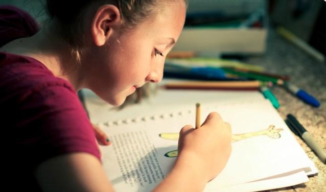 Een extraatje voor muziekles, sportlessen of bijles ontbreekt bij veel kinderen. Foto: PR